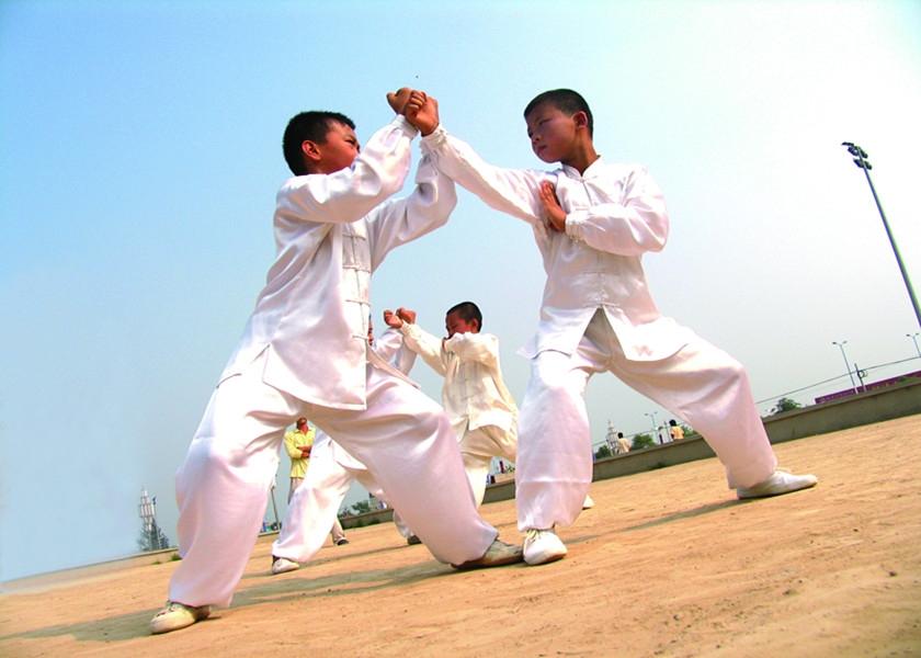 黑龙江武术学校